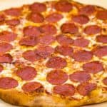 X-Large 1 Topping Pizza Carryout Special (No Delivery)